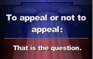 Appeal video
