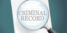 Taking a close look at a criminal record