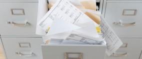 Overflowing files