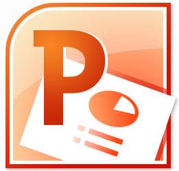 Powerpoint Logo.