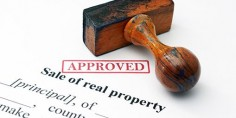 Sale of real property approved