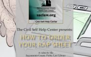 how to order rap sheet